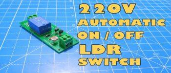 ldr switch