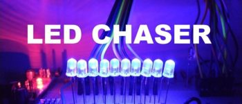 led chaser with only 4017